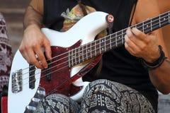 Musique dans la rue Photo stock