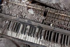 Musique de guerre Image libre de droits