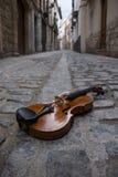 Musique de la rue Photos stock