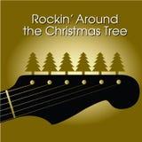 Musique de Noël Image libre de droits