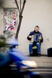Musique de rue Image stock