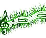 Musique de source illustration libre de droits