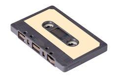 Musique de stéréo de cassette sonore photographie stock