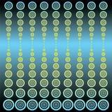 Musique de Tehno Illustration Libre de Droits