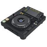 Musique Digital Equipment de mélangeur du DJ Photos libres de droits