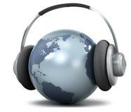 Musique du monde illustration libre de droits