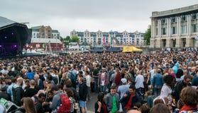 Musique en Bristol Barbour Festival 2016 Images libres de droits