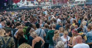 Musique en Bristol Barbour Festival Photos libres de droits
