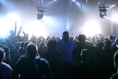 Musique en direct et les gens Photos libres de droits