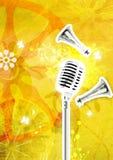 Musique ethnique de fête   Image libre de droits