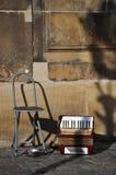 Musique perdue Image stock