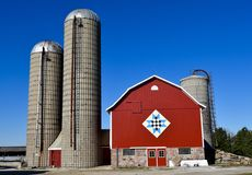Muskego Farm Royalty Free Stock Photos