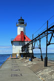 Muskegon Lighthouse Royalty Free Stock Photos