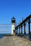 Muskegon Lighthouse Royalty Free Stock Image