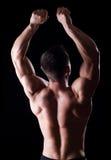 Muskeln Lizenzfreie Stockfotos