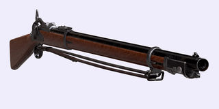 Musket Royalty Free Stock Images