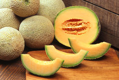 Muskmelon Stock Photography