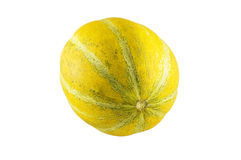 Muskmelon (With Clipping path) Royalty Free Stock Photo