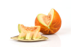 Muskmelon. Stock Photos