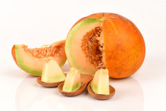 Muskmelon. Stock Image