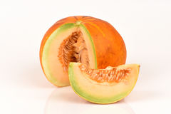 Muskmelon. Stock Photo