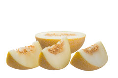 Muskmelon Royalty Free Stock Photos
