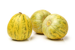 Muskmelon Stock Photo