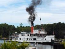 Muskoka Steamship Stock Images