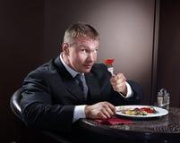 Muskulöser Mann Lizenzfreies Stockfoto