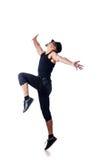 Muskulöser Tänzer Stockbilder