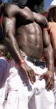 Muskulöser Torso Stockfotografie