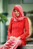 muslim девушки стоковые изображения rf