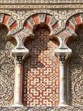 muslim мечети cordoba искусства Стоковые Изображения RF