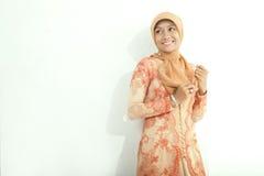 muslim платья Стоковое Изображение