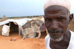 muslim человека darfur пожилые Стоковое фото RF