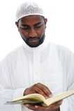 Muslim African man Stock Photo