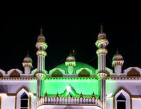 Muslim (Arab) Mosque, Kovalam, Kerala, India Stock Images