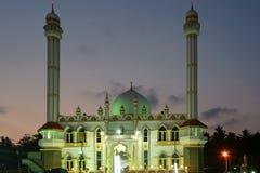 Muslim (Arab) Mosque, Kovalam, Kerala, South India Royalty Free Stock Photos