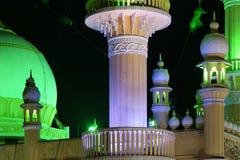 Muslim (Arab) Mosque, Kovalam, Kerala, South India Royalty Free Stock Images