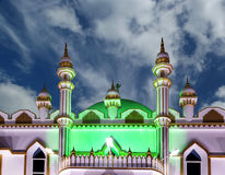 Muslim (Arab) Mosque, Kovalam, Kerala, South India Royalty Free Stock Image
