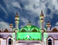 Muslim (Arab) Mosque, Kovalam, Kerala, South India Royalty Free Stock Image