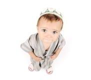 Muslim arabic little cute boy Royalty Free Stock Photo