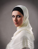 Muslim beautiful girl Stock Photography