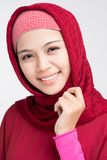 Muslim beauty Royalty Free Stock Image