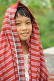 Muslim Boy Stock Image