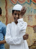 Muslim boy Stock Photo