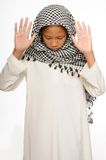 Muslim Boy Royalty Free Stock Photos