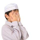 Muslim boys. Royalty Free Stock Photos