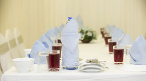 Muslim cafe setup Royalty Free Stock Photography