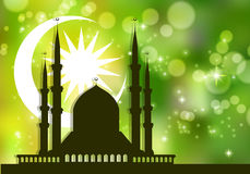Muslim Celebratory Elements Stock Image